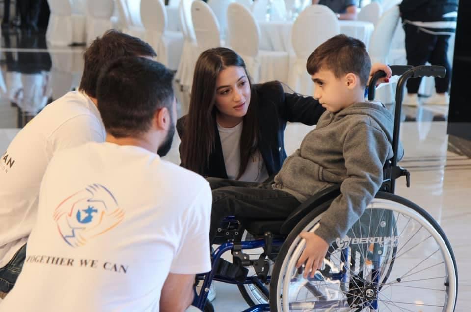 Event for Artsakh's Children cover